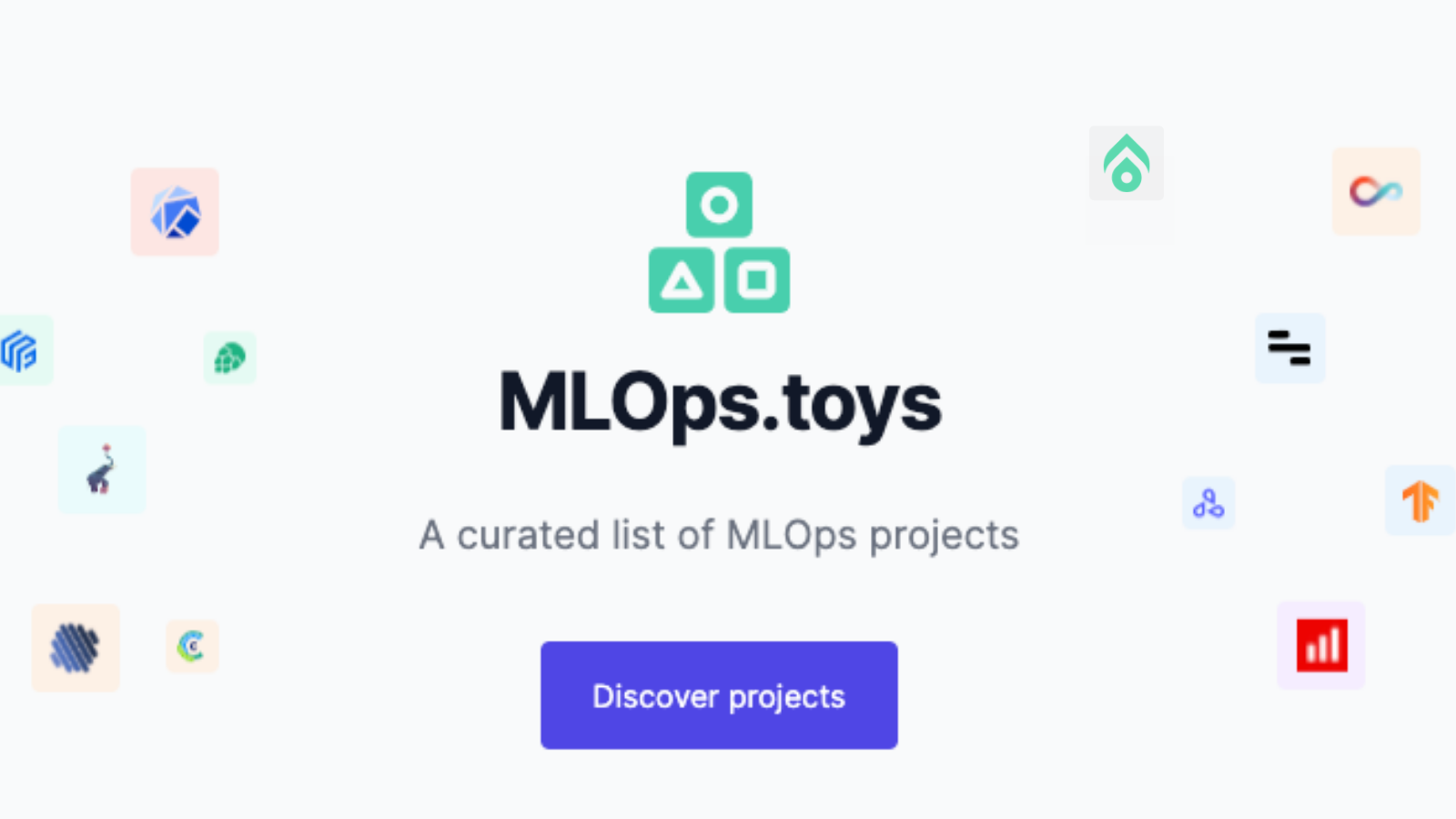 MLOps Toys | A Curated List of Machine Learning Projects
